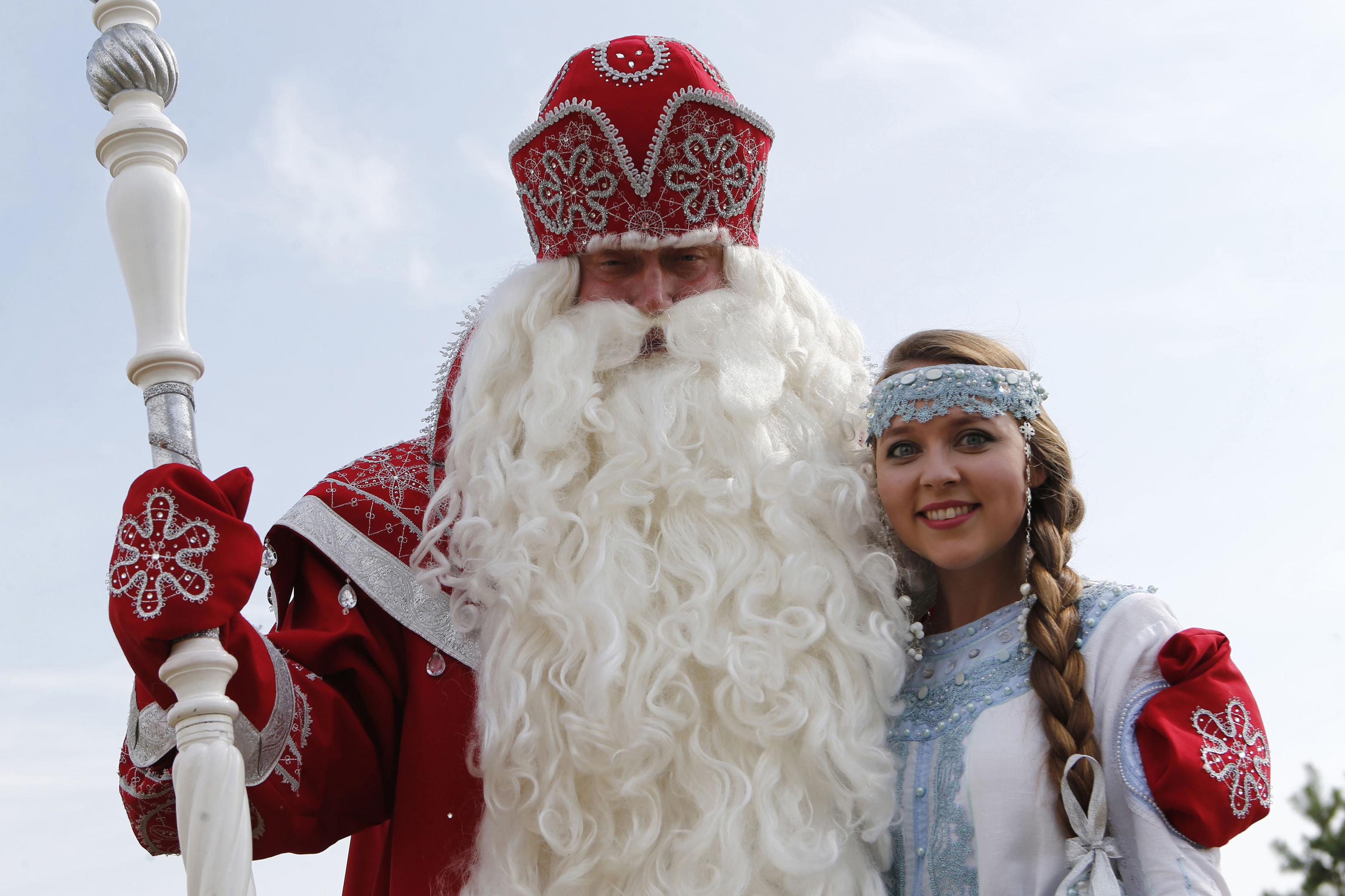 Nouvel An en Russie, Iaroslavl