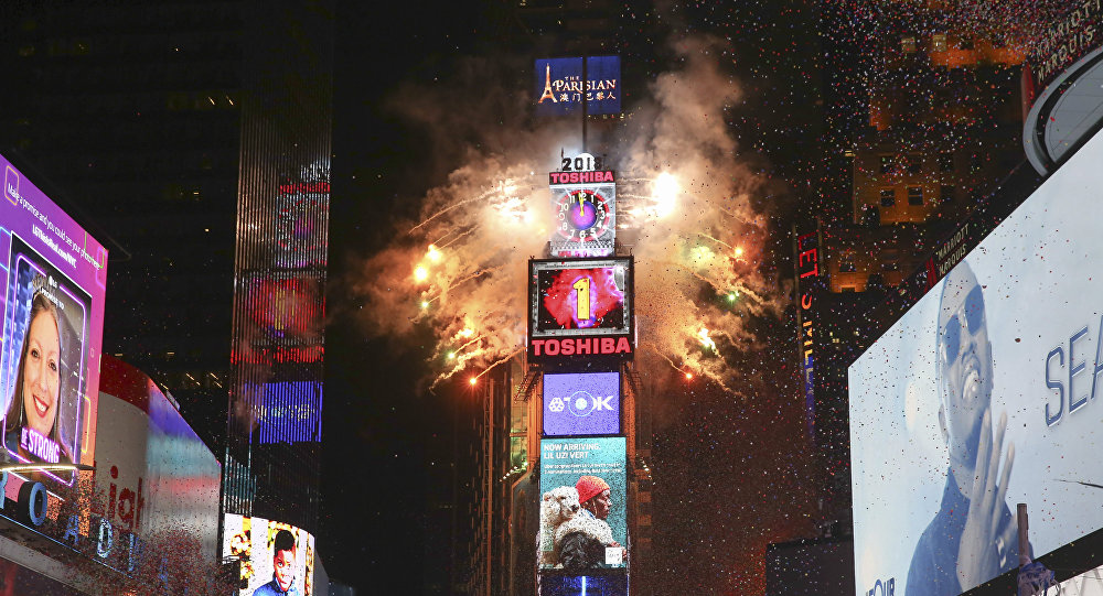 «Ball Drop de New York»