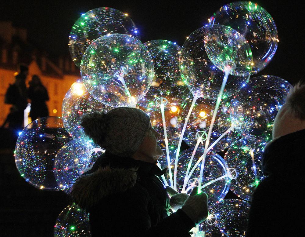Nouvel An en Pologne