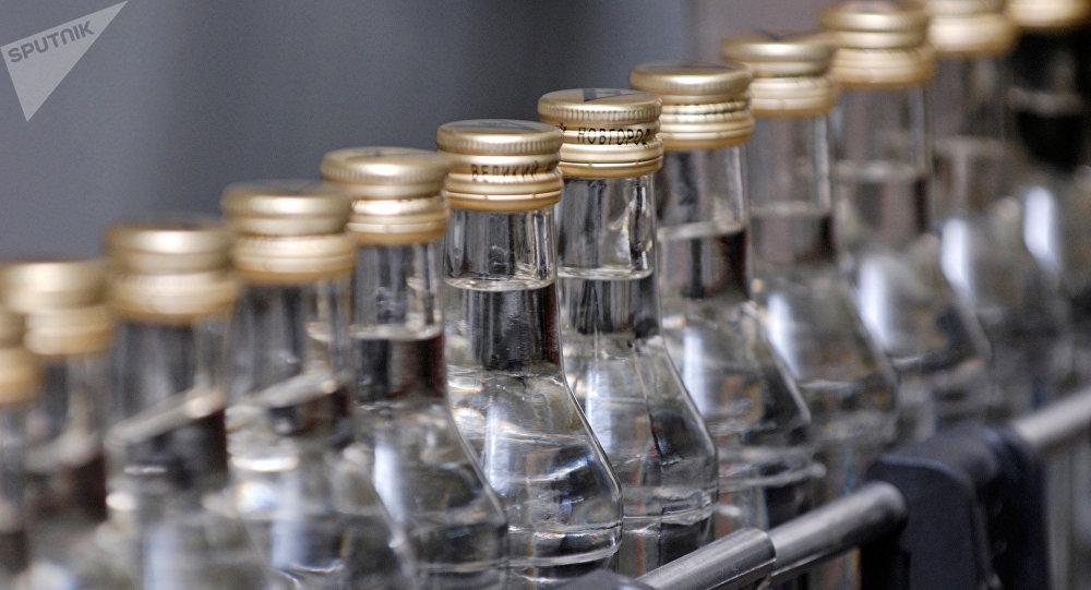 vodka (sans la bière)