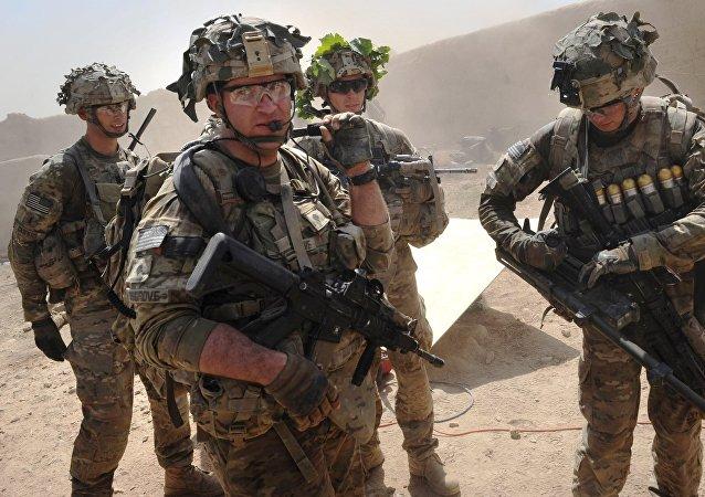 Des militaires US en Afghanistan