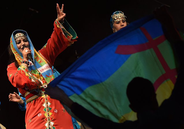 Nouvel An amazigh au Maroc. Photo d'archive