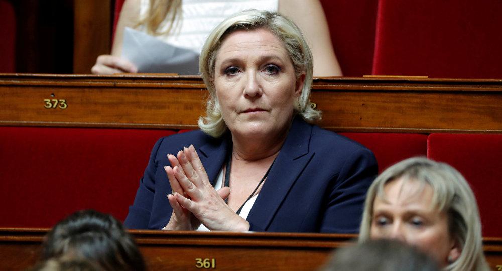 G7 sans la Russie: Marine Le Pen dénonce une «parodie de guerre froide»