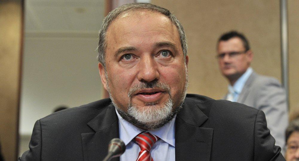 Avigdor Liberman, ministre israélien de la Défense