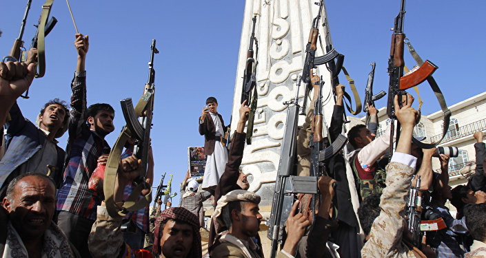 les rebelles houthis