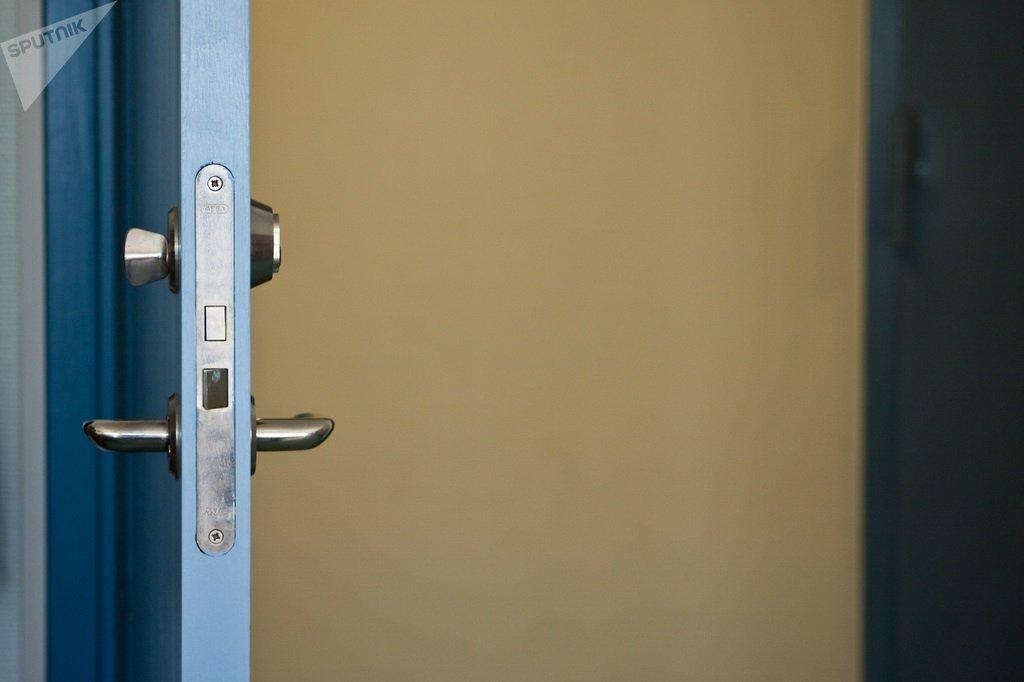 Pour Papa Noël la porte est toujours ouverte (image d'illustration)