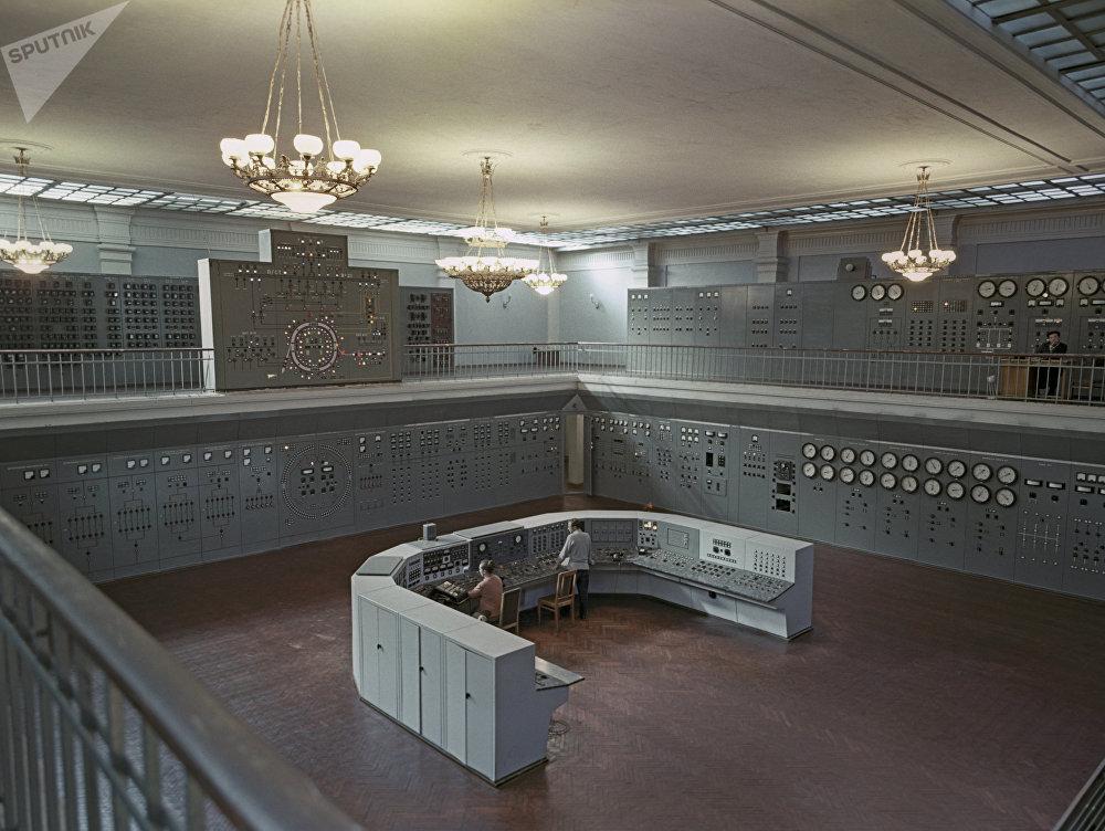 Laboratoire de hautes énergies de l'Institut des études nucléaires de Doubna