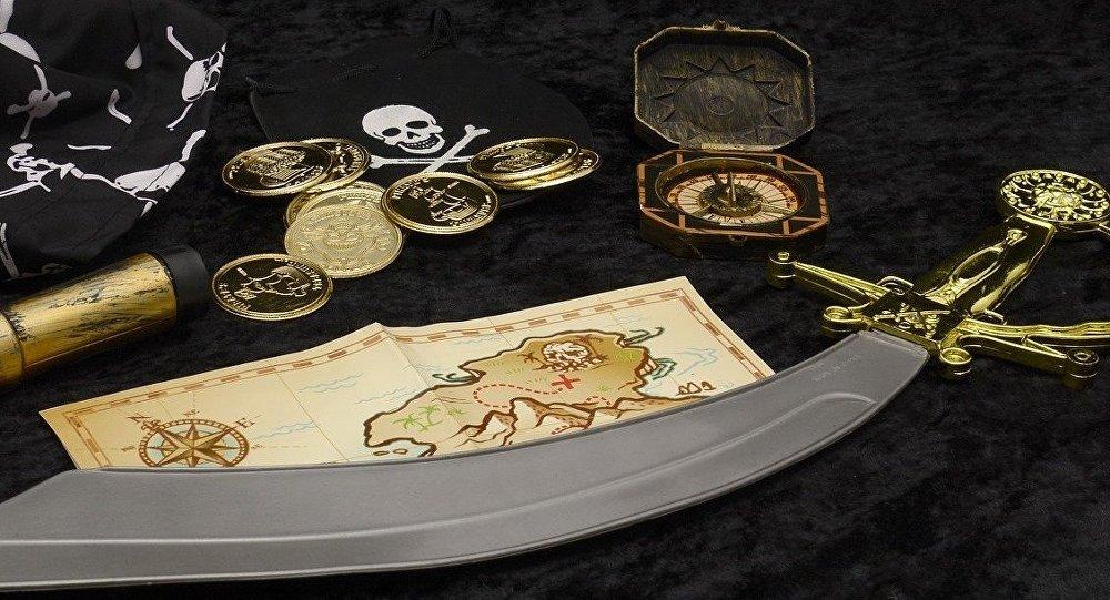 La chasse aux trésors