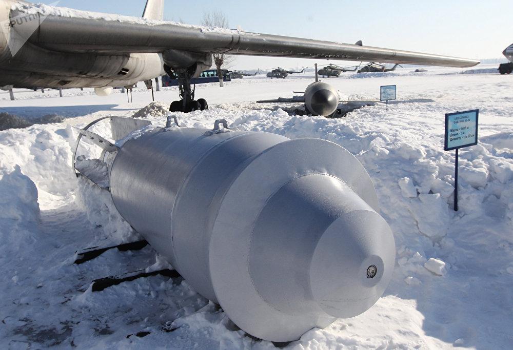 La FAB-9000 M-54 soviétique