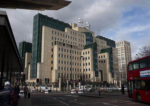 Siège du MI6 à Londres