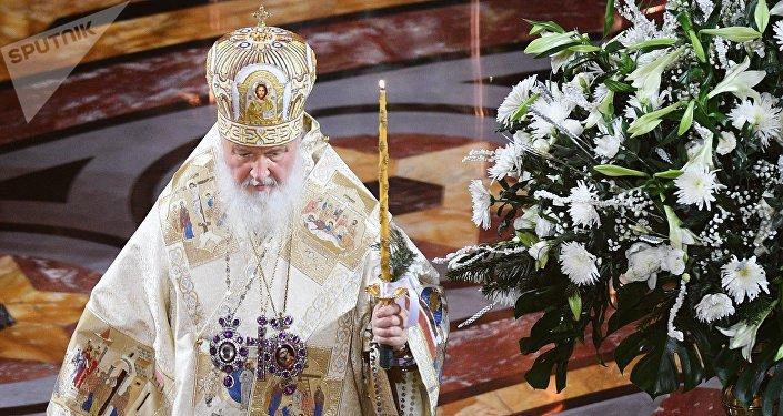 Le Patriarche de Moscou et de Toutes les Russies Cyrille