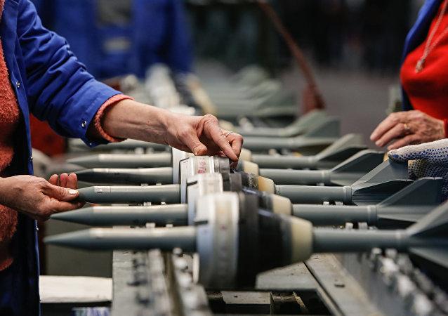 L'industrie militaire russe