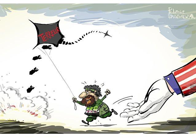 Attaque de drones contre Hmeimim et Tartous