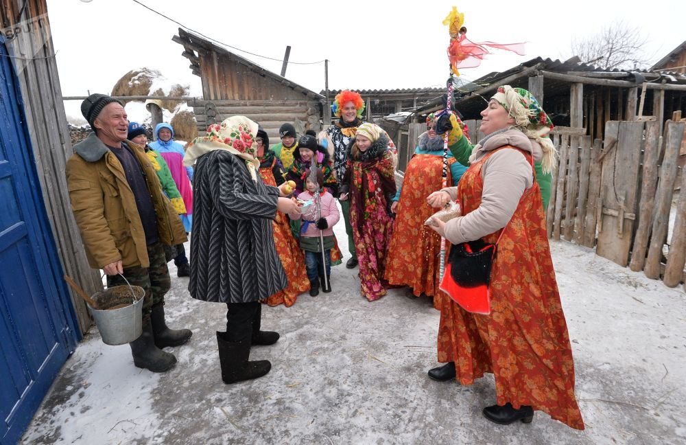 Jours saints en Russie