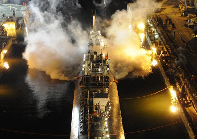 Sous-marin USS Miami (SSN 755)