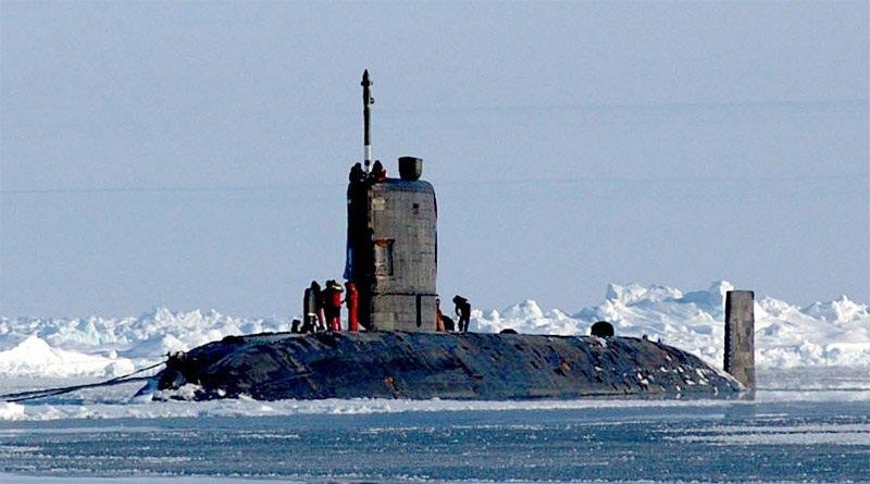 HMS Tireless, sous-marin de la classe Trafalgar