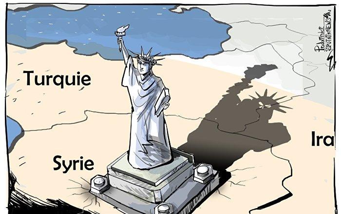 Rester en Syrie: les USA jouent la carte kurde malgré les mises en garde de la Turquie