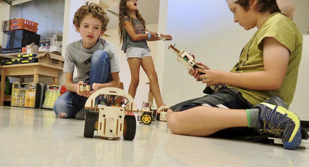 Robot World Class
