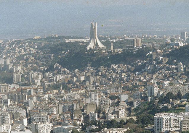 Alger, Algérie. Photo d'archive