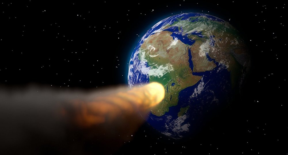 Un gigantesque astéroïde va frôler la Terre ce mardi soir