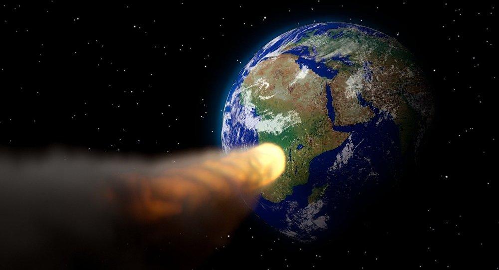 Un astéroïde géant va frôler la Terre