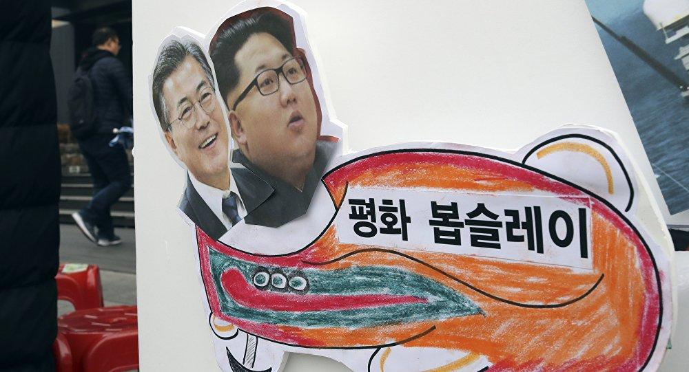 Trêve olympique: la pacification de la Corée du Nord va-t-elle durer?