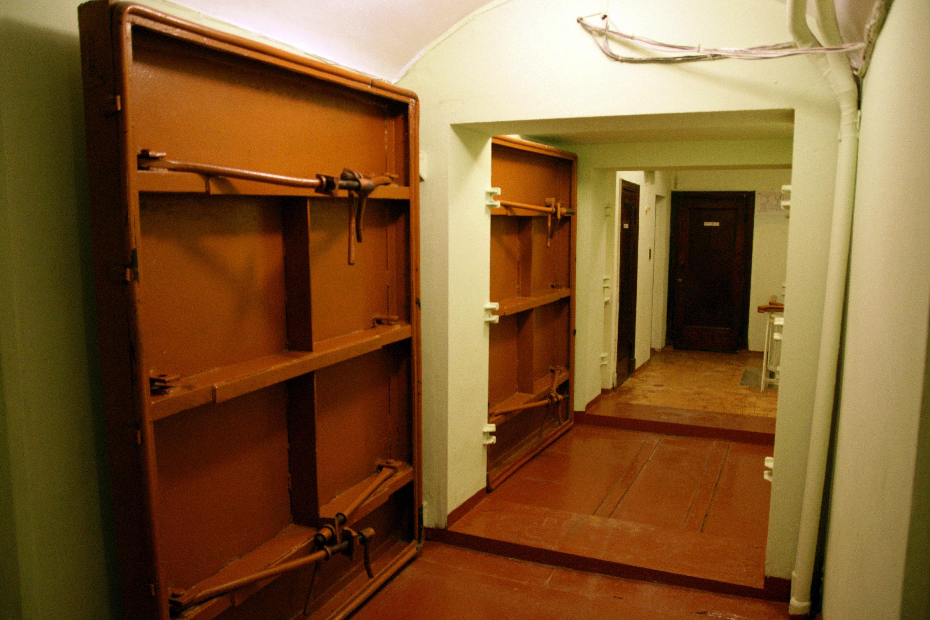 Bunker à Samara