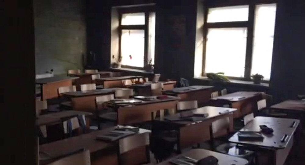 Attaque dans une école en Sibérie orientale