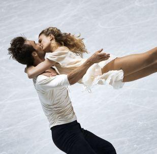 Gabriella Papadakis et Guillaume Cizeron