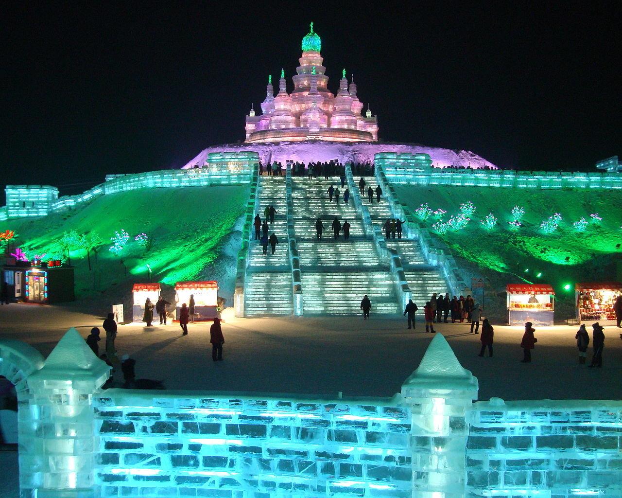 Le Festival de Harbin