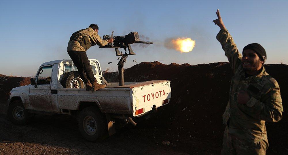 Nouvelle guerre en Syrie : la Turquie seule contre tous?