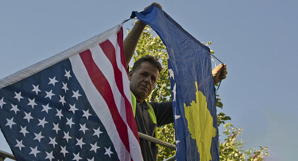 Une «révolution de couleur»... au Kosovo?