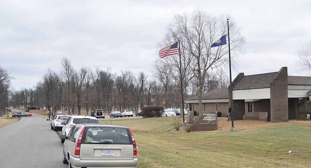 Fusillade dans une école secondaire aux USA, des morts et une vingtaine de blessés