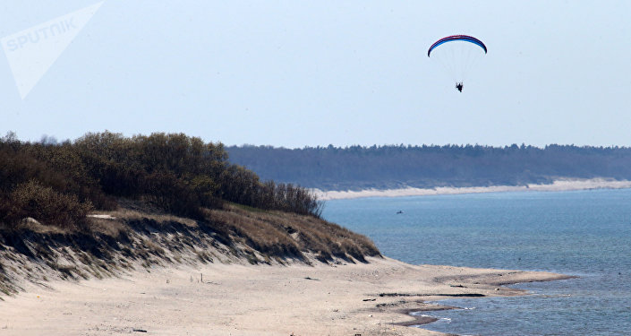 Curonian Spit national park