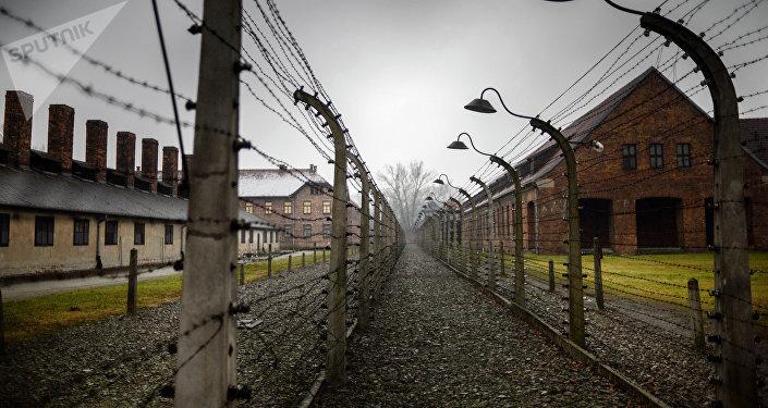 camp d'Auschwitz-Birkenau