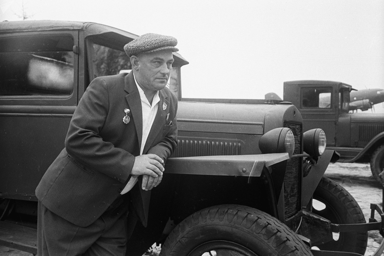 Leonid Barkovitch, chauffeur sur la Route de la vie pendant la Seconde Guerre mondiale