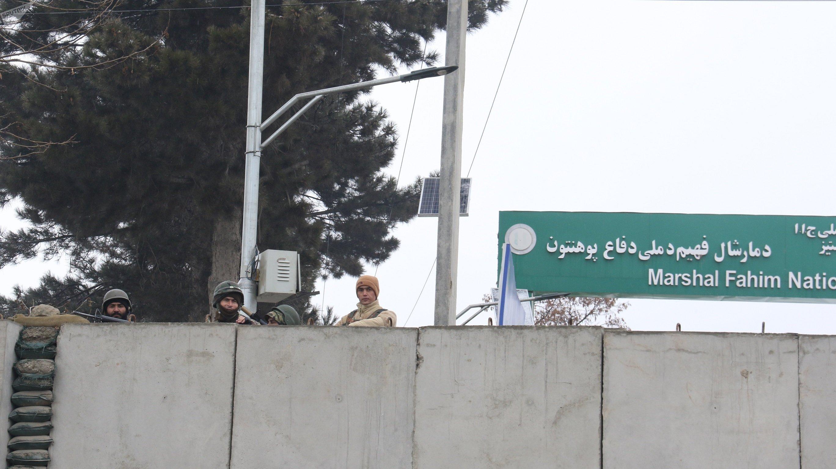 Des terroristes ont attaqué l'Académie militaire d'Afghanistan