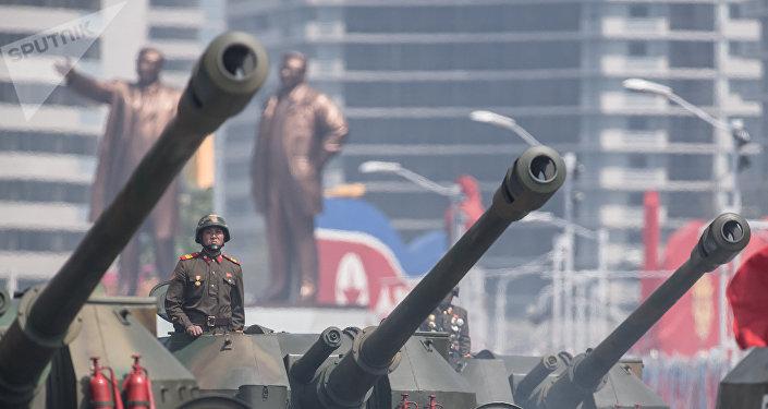 Donald Trump veut son défilé militaire !