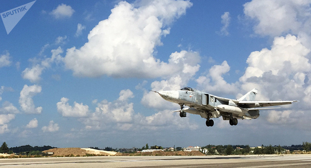 Aviation russe en Syrie