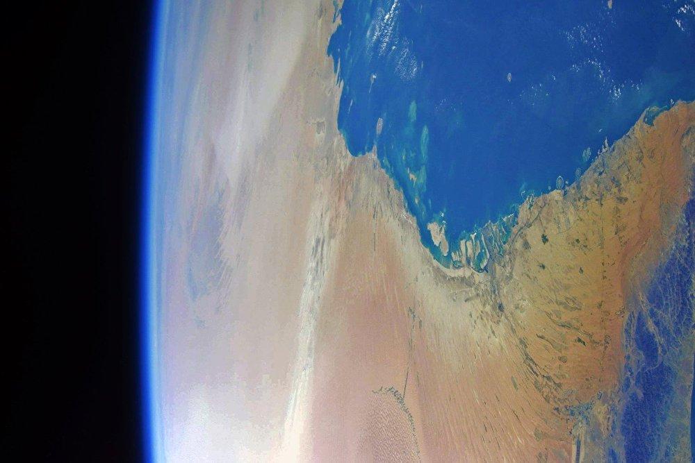Les meilleures photos prises depuis l'espace en janvier 2018