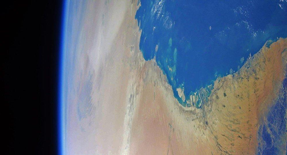 Côte sud du golfe Persique