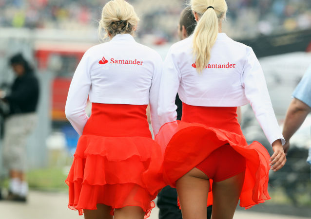 Il n'y aura plus de grid girls en Formule 1