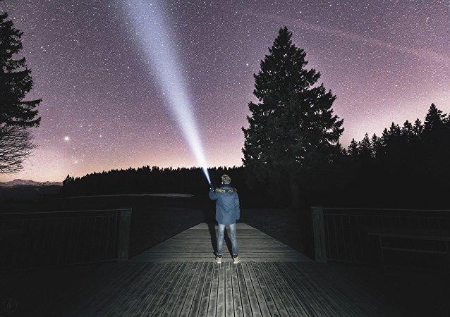 Un astronome