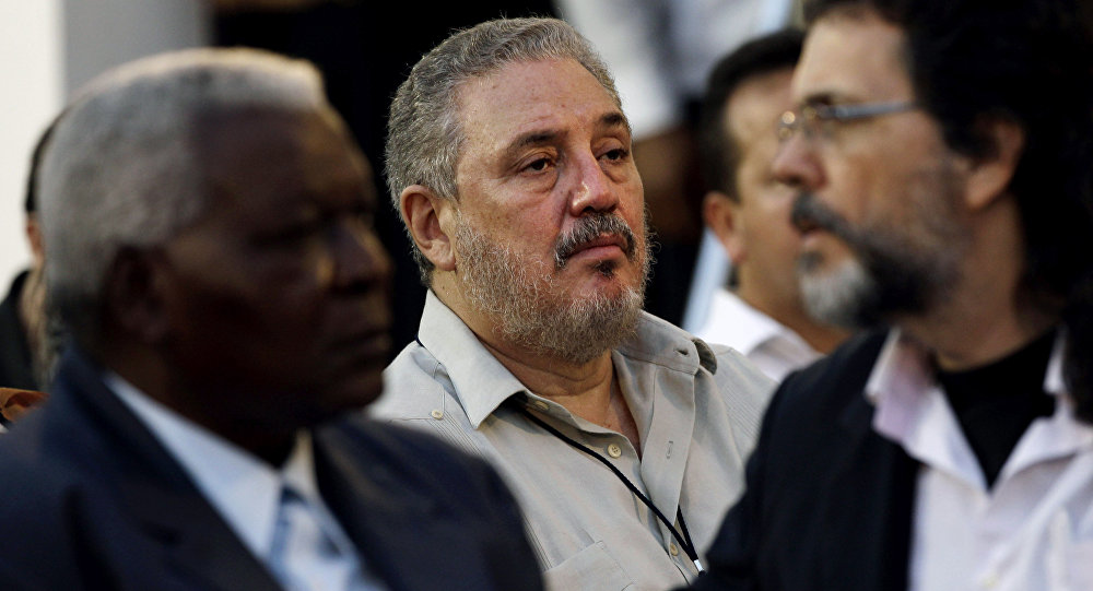 Le fils aîné de Fidel Castro s'est suicidé — Cuba