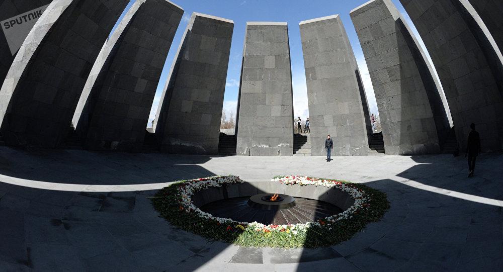 Monument des victimes du génocide arménien
