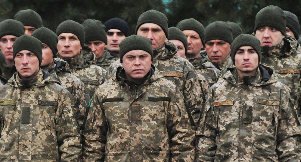 L'armée ukrainienne fait face à une fuite massive d'officiers