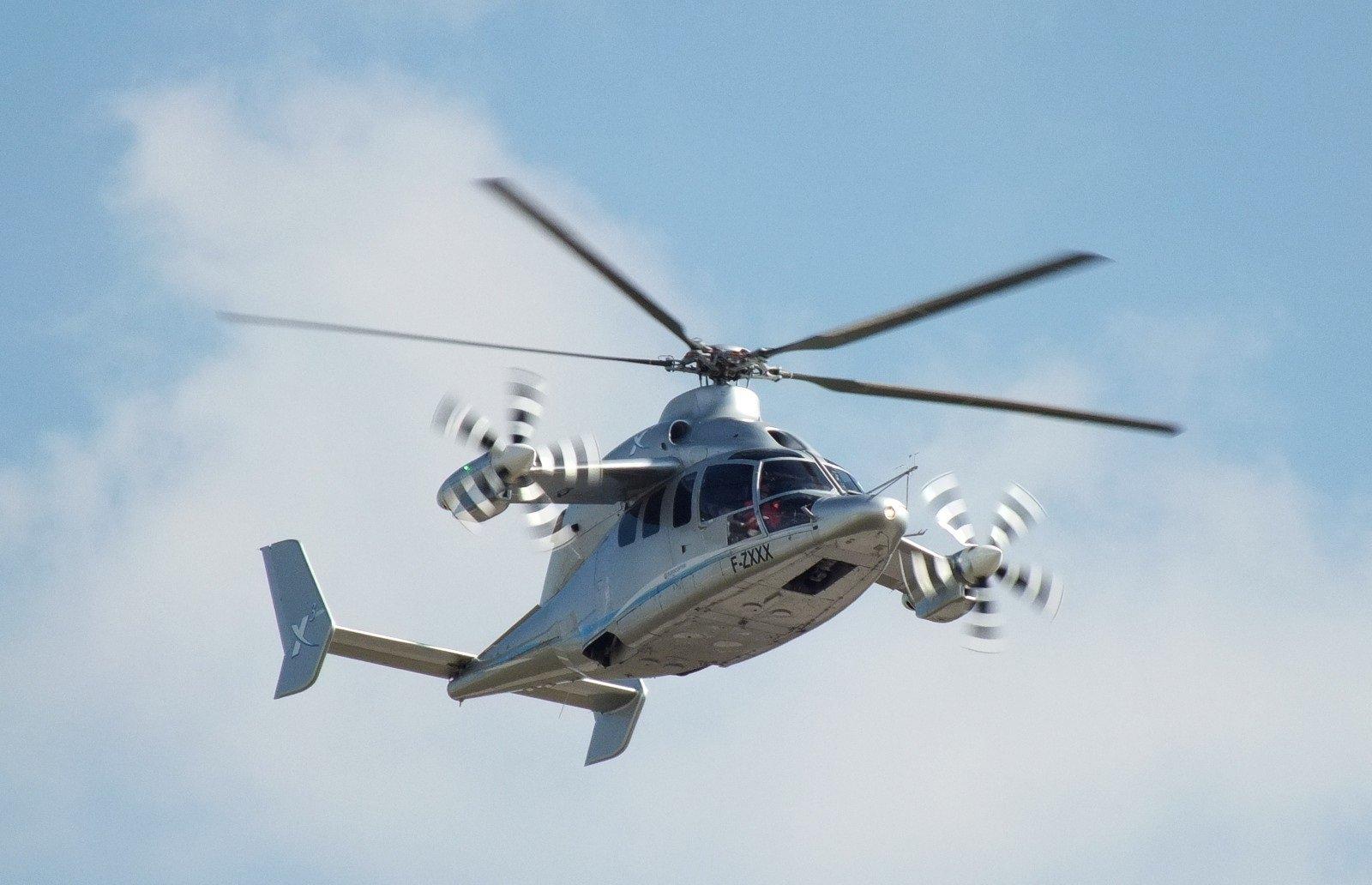 Un Eurocopter X3