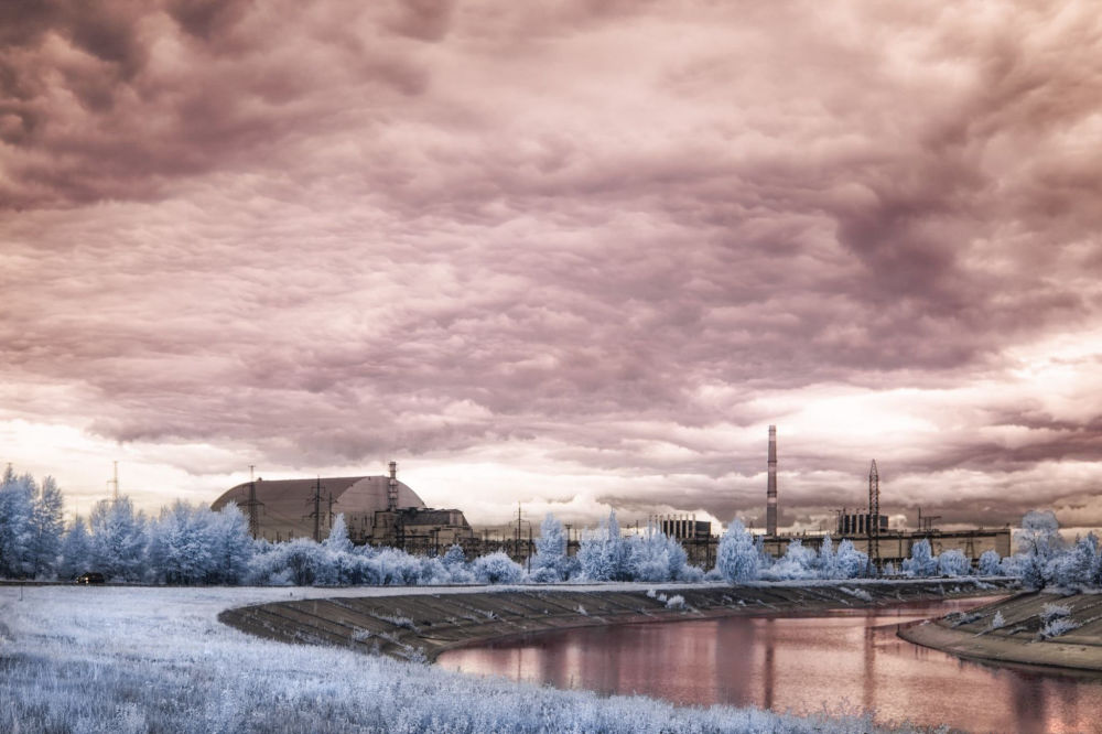 La zone de Tchernobyl en photos insolites