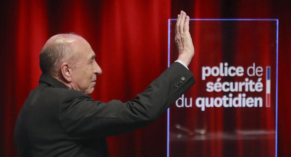Gérard Collomb vient de présenter sa nouvelle police de sécurité du quotidien (PSQ)