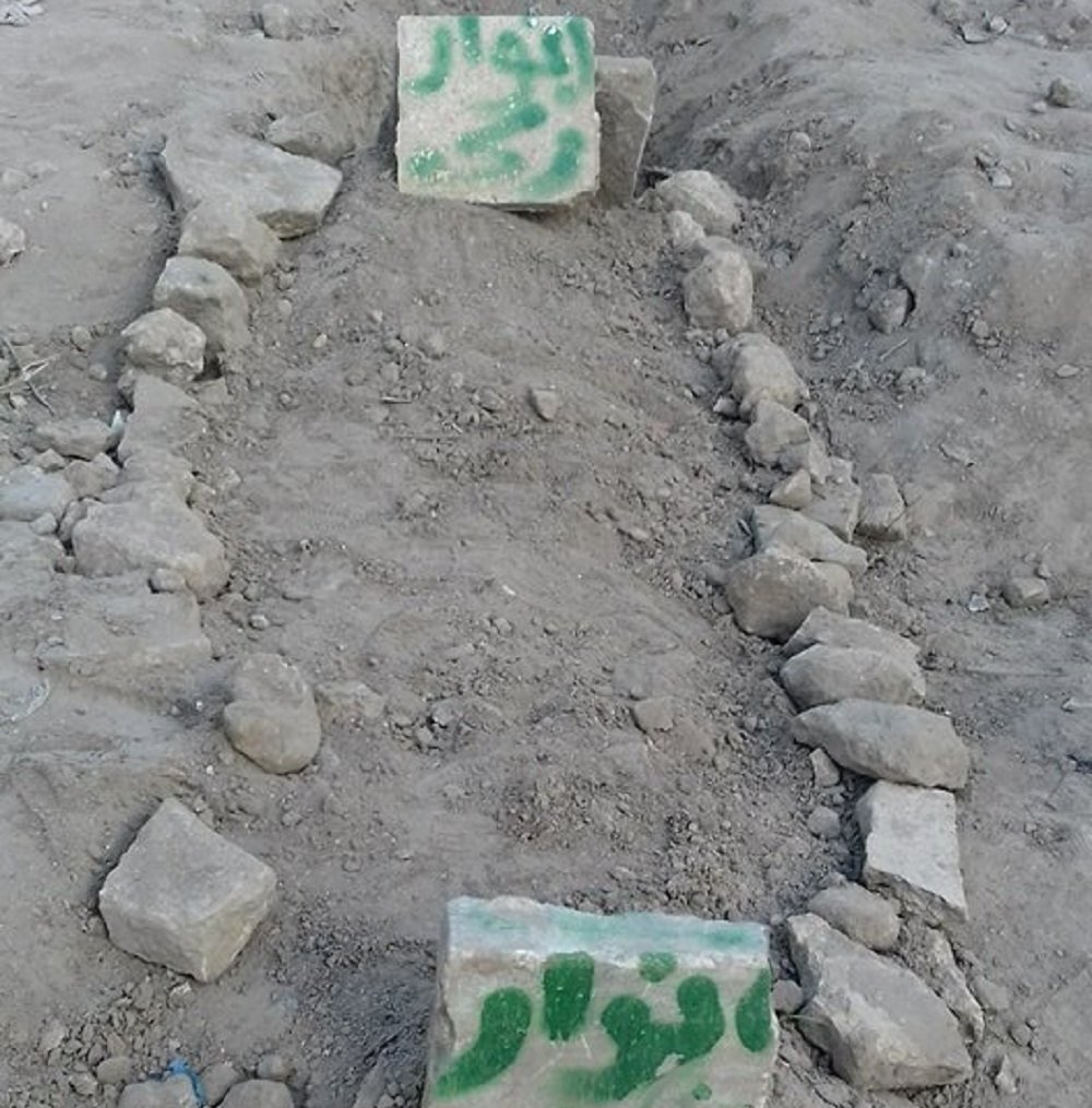 Les Mossouliotes ont dû inhumer leurs morts dans un cimetière juif profané